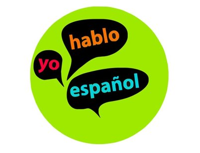 Word clouds of the Spanish language
