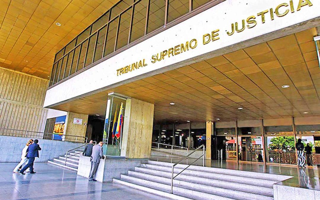 Suprema Injusticia sentará en el banquillo a magistrados del TSJ