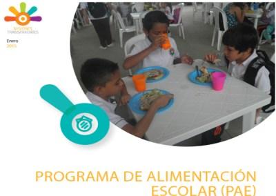 Programa Alimentario Escolar plagado de irregularidades