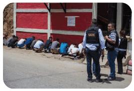 OLP no resuelve problemas de seguridad en el país