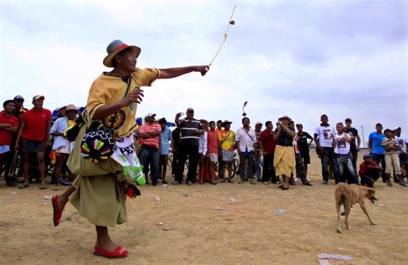 Comunidades de la Guajira desmienten al jefe de la REDI Occidente