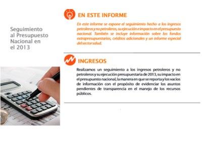Presupuesto 2013: Fonden ejecuta recursos de forma poco transparente