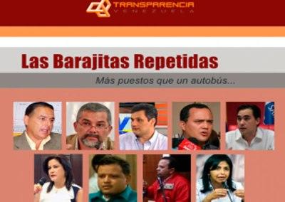 Ministros venezolanos ejercer multiplicidad de cargos