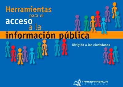 Manual de acceso a la información para ciudadanos