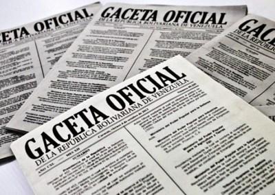 Ley Orgánica de Hacienda Pública Estadal
