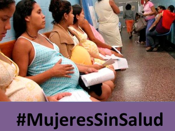 La aguda crisis de salud de Venezuela causa un impacto diferenciador en las mujeres