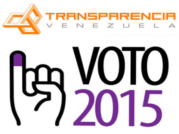 1er. Reporte: Denuncias en el marco del proceso electoral parlamentarias 2015
