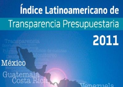Índice Latinoamericano de Transparencia Presupuestaria