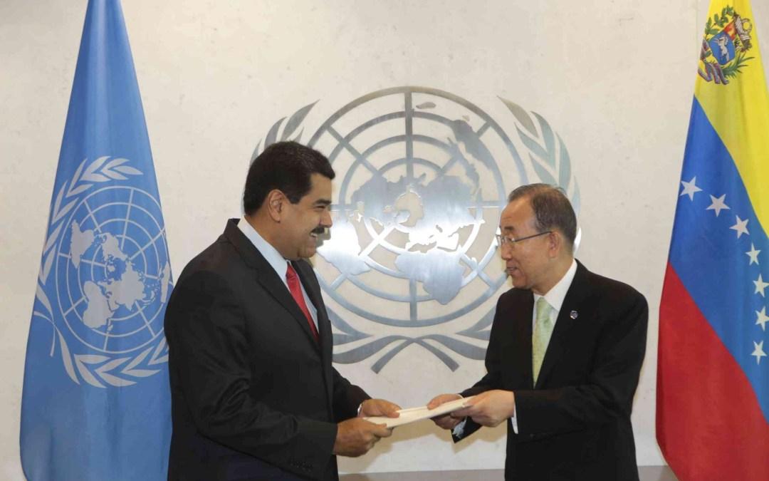 Comunicado: Expresamos indignación ante el desempeño de Naciones Unidas en Venezuela