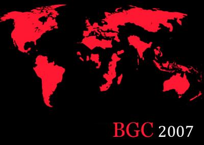 Barómetro Global de la Corrupción (BGC): 2007