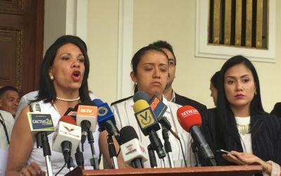 AN aprueba informe acerca de violaciones a Derechos Humanos por las protestas por hambre en el país