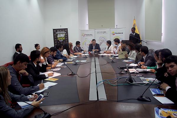 Federaciones estudiantiles exhortan crear un Consejo de Transparencia con rango Constitucional