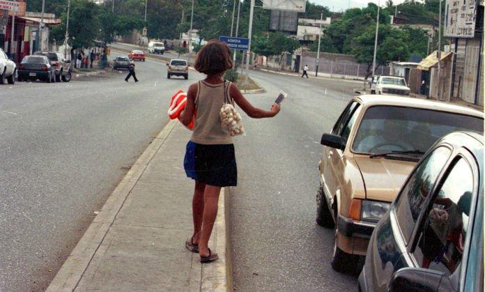 Se incrementa número de niños en situación de calle en Barinas