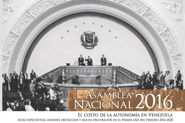 El Costo de la Autonomía en Venezuela | Asamblea Nacional 2016