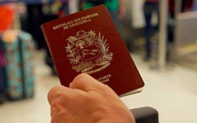 Apoya la exigencia de los venezolanos sin pasaporte