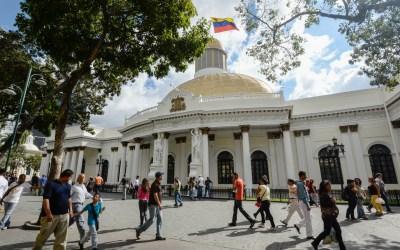 Parlamento instaló el frente ciudadano en defensa de la Constitución y la Democracia