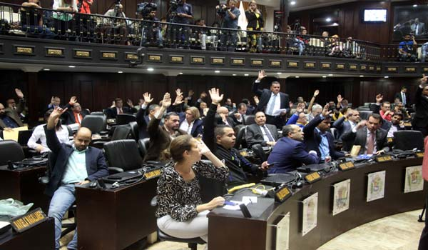 AN solicita a la Fiscalía General investigar detención arbitraria de miembros de Transparencia Venezuela