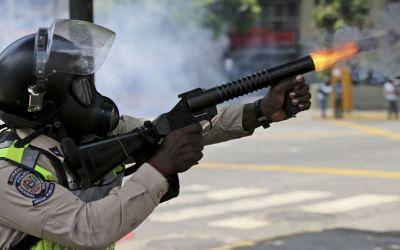 Red Org Baruta denuncia la brutal represión ejercida por las fuerzas de seguridad del Estado