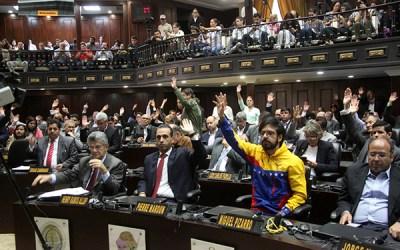AN rechazó ruptura del hilo constitucional e inició proceso de remoción de magistrados