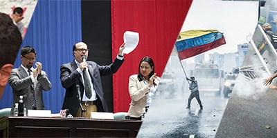 Diputados exigen restitución de la democracia mientras el Gobierno agudiza represión