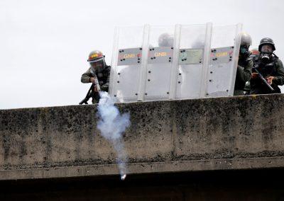 CIDH deplora medidas represivas adoptadas por Venezuela frente a protestas y condena la secuela de muertes y heridos
