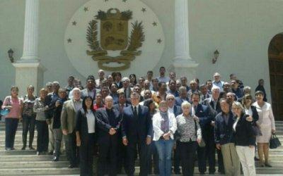 Frente para la defensa de Constitución de la AN instaló comité de trabajo