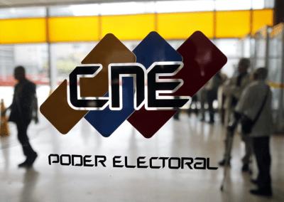 44 ONG: CNE es corresponsable de violaciones DDHH ocurridas desde 01 de abril