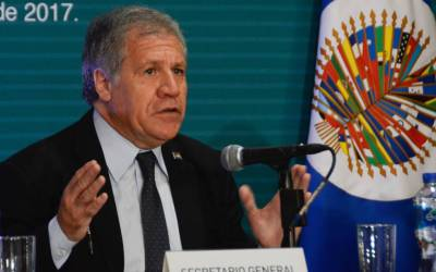 Third report on economic and political crisis in Venezuela penned by the General Secretary of the OAS, Luis Almagro
