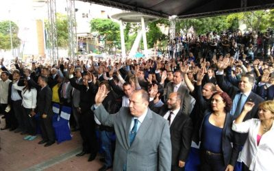 Asamblea Nacional juramentó nuevos magistrados del TSJ