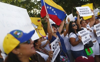 Relatoría Especial para la Libertad de Expresión de la CIDH  condena restricciones arbitrarias de la Libertad de Expresión y de Reunión en Venezuela