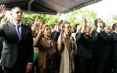 Colombia figura como tercer país en albergar magistrados perseguidos
