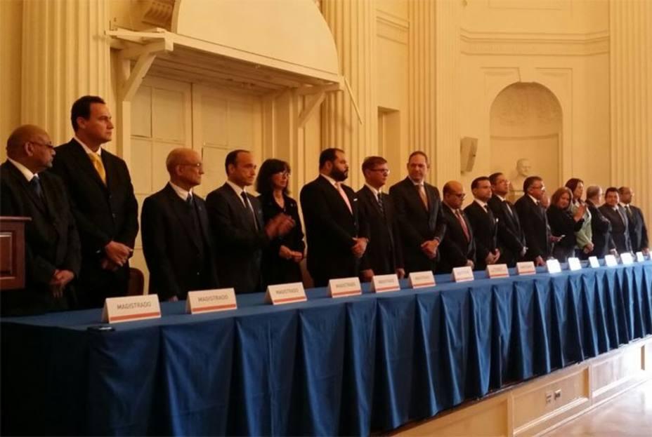 TSJ designado por la AN emprende nuevo camino con apoyo internacional