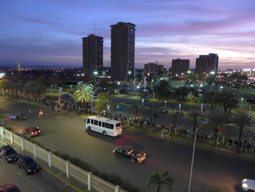En Ciudad Guayana el transporte es poco, caro y peligroso