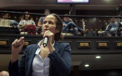 Manuela Bolívar: GNB no tiene facultad para quitarle credencial a un diputado