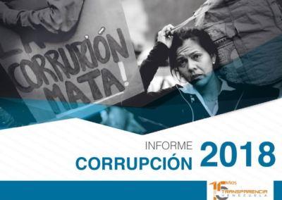 Informe de corrupción 2018