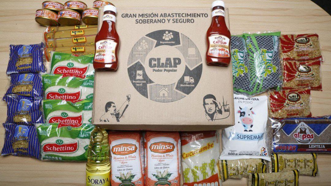 Alimentos distribuidos por los CLAP no cubren las necesidades alimentarias de los venezolanos