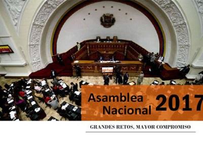 Asamblea Nacional 2017: Grandes retos, mayor compromiso