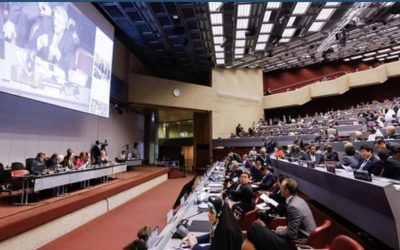 Unión Interparlamentaria aprueba envío de comisión observadora de DD HH a Venezuela
