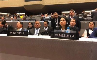 Unión Interparlamentaria le niega por segunda vez el acceso a delegación de la Constituyente