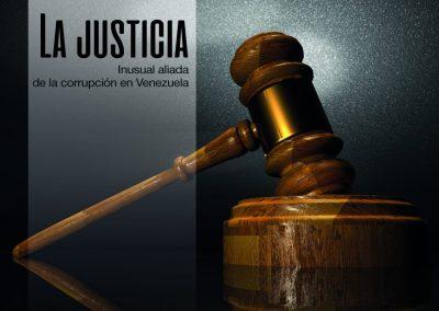 La justicia inusual aliada de la corrupción en venezuela