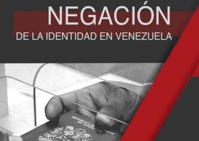 Negación de la identidad en Venezuela