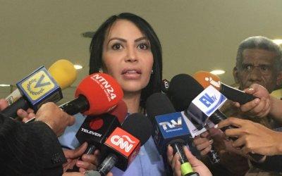 Asamblea Nacional sesiona desde el Helicoide por los presos políticos