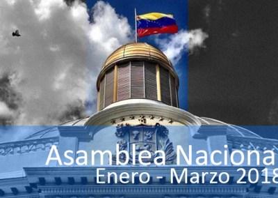 Asamblea Nacional: nuevo período legislativo (2018)