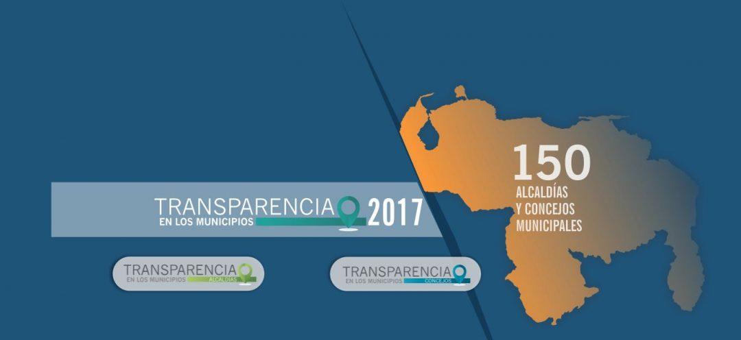 Transparencia Venezuela entrega a alcaldías y concejos municipales plan de acción para combatir la corrupción