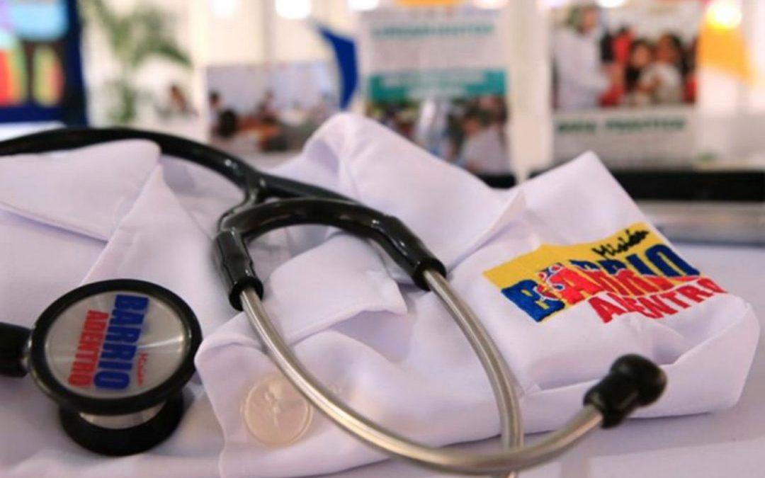 Misión Barrio Adentro: Atención fracturada y salud en crisis