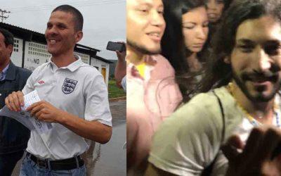 Excarcelados los diputados Gilber Caro y Renzo Prieto