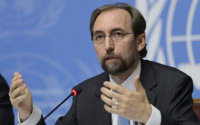 Zeid Ra'ad Al Hussein: Gobierno se ha negado a reconocer la crisis humanitaria en Venezuela