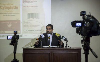 Diputado Winston Flores denuncia desvío de 100 millones de dólares en el IVSS por corrupción