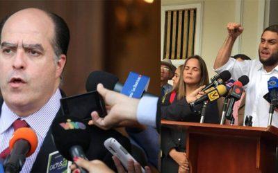 Constituyente aprueba allanamiento a la inmunidad parlamentaria de Requesens y Borges