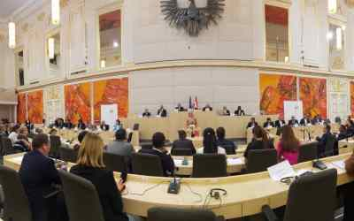Asamblea Parlamentaria Euro-Latinoamericana debatió sobre la crisis humanitaria en Venezuela